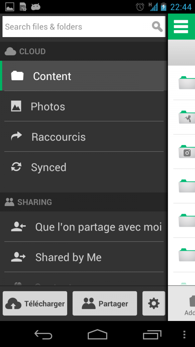 SugarSync Android beta