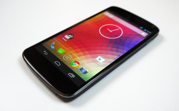 Test Nexus 4