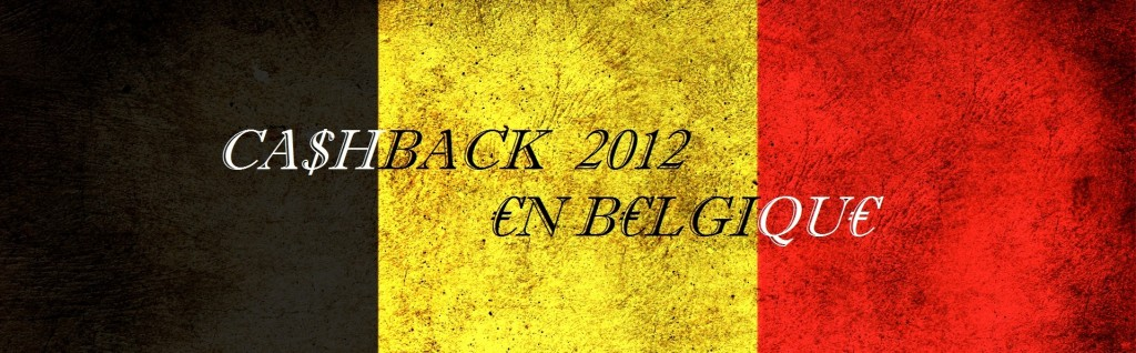 Drapeau Cashback Belgique