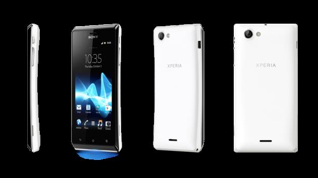 Test du Sony Xperia J ST26i