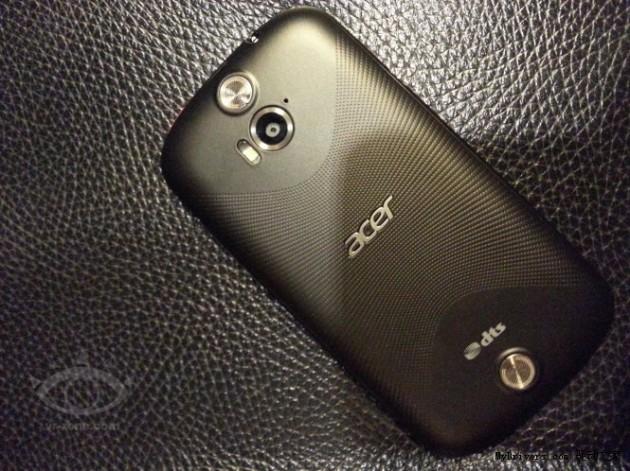 Acer V360 Back
