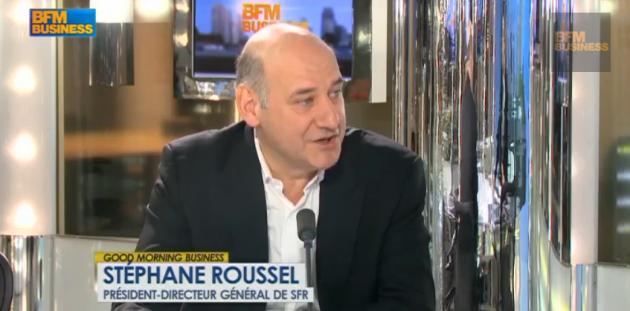 Stéphane Roussel - SFR