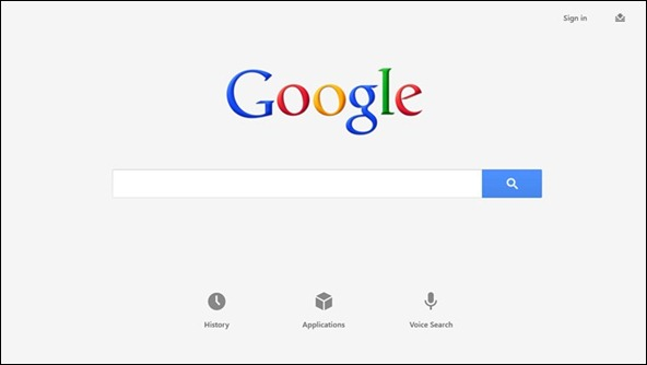 Google-Windows8