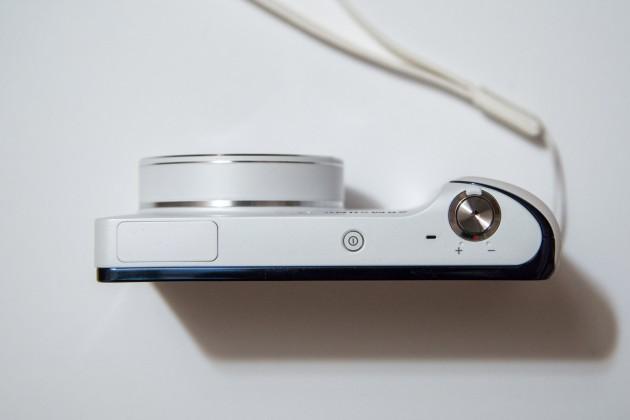 Dessus du Samsung Galaxy Camera