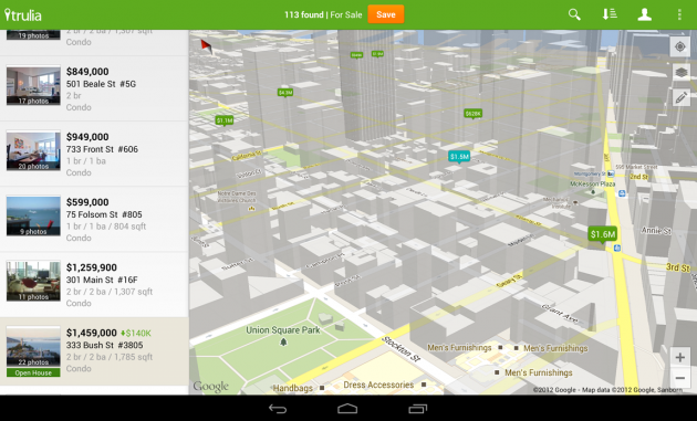 Google Maps Android API v2