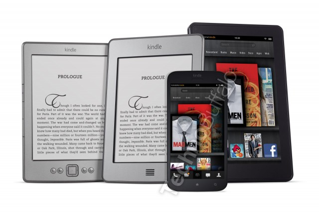 Amazon Kindle Phone