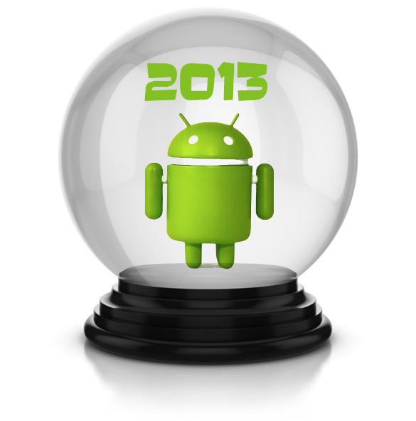Prédiction 2013 Android