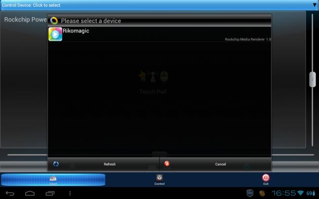 MK802III Remote Client1