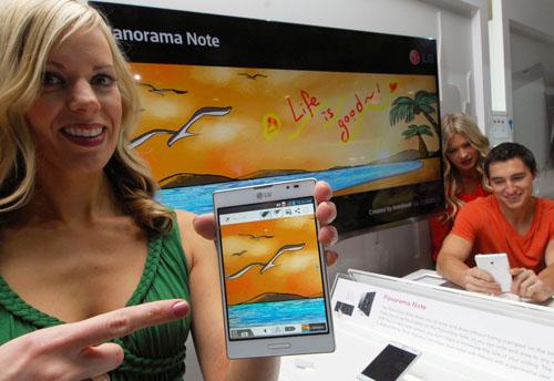 LG Panorama Note