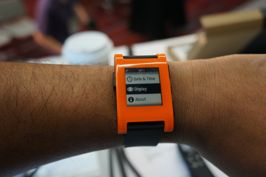 pebble-smartwatch-ces-press-conference-6