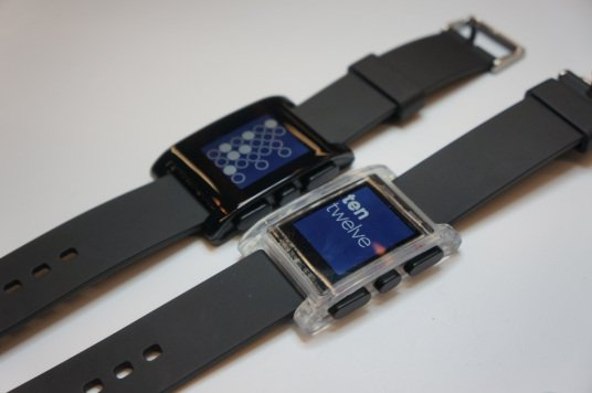 pebble-smartwatch-ces-press-conference-7