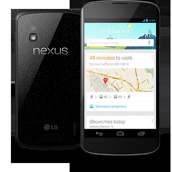 Nexus 4 Play Store