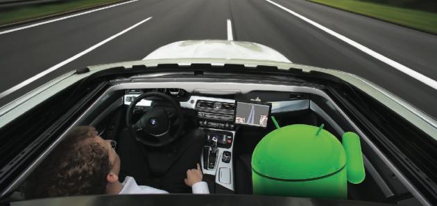 automobile les voitures intelligentes de demain frandroid. Black Bedroom Furniture Sets. Home Design Ideas