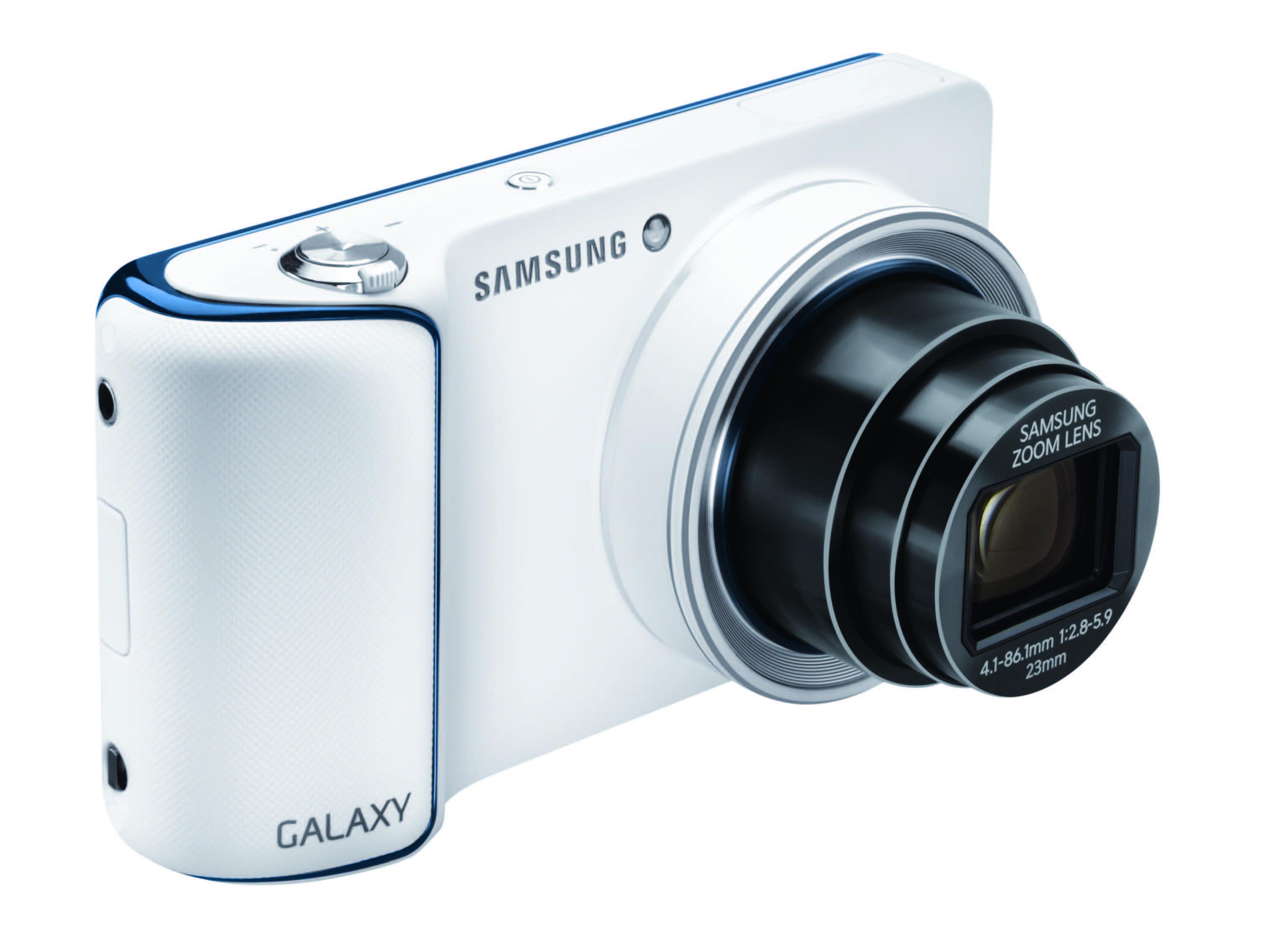Galaxy Camera Une Version Wifi Est Pr 233 Vue Pour Fin Mars