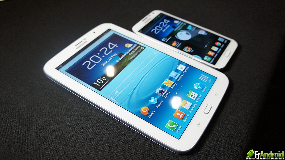 tablette portable samsung