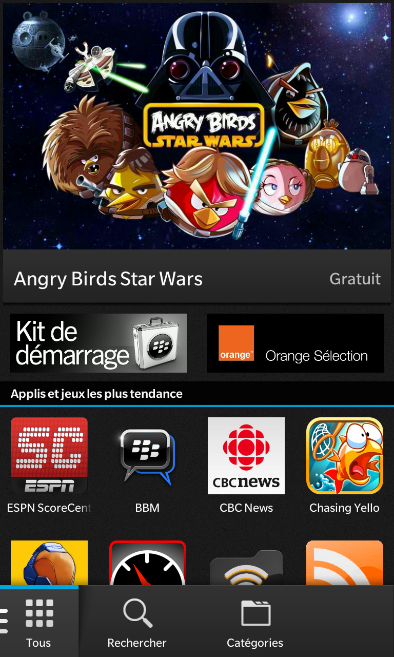 rencontres apps pour BlackBerry Q5