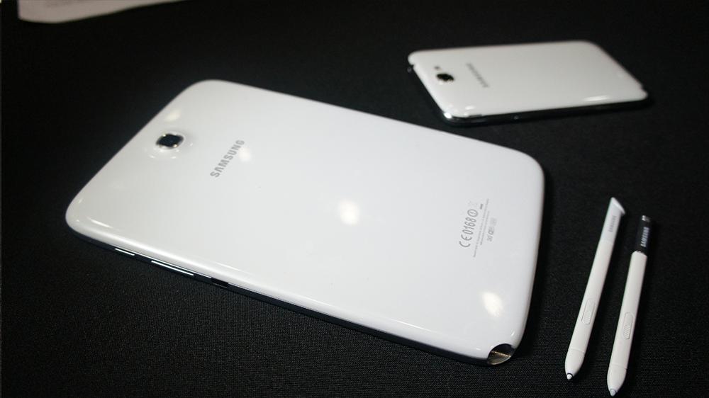 marques google  prise en main de la tablette samsung galaxy note