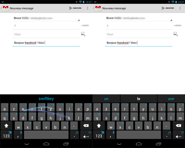 Swiftkey-Flow-Path