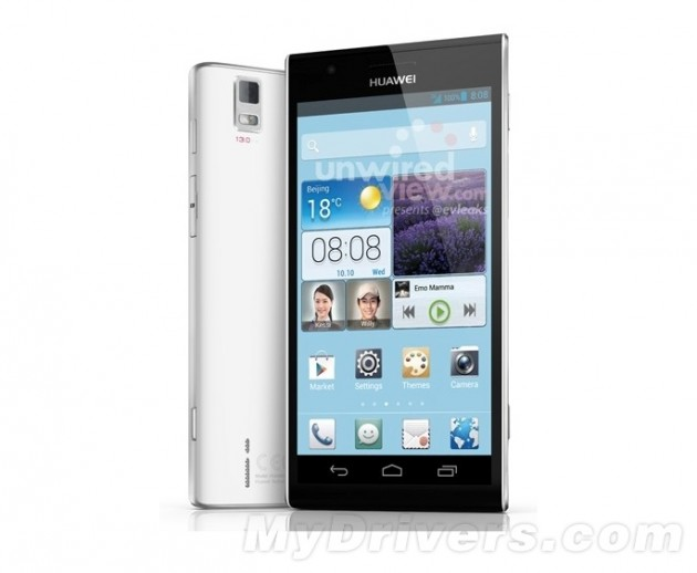 android-huawei-ascend-P2-mini-image-0