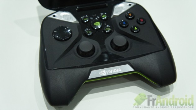 NVIDIA Project Shield Android