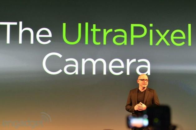 HTC Ultrapixel et HTC Zoe