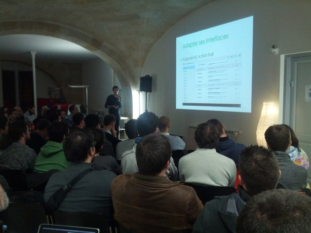 Bordeaux Android User Group