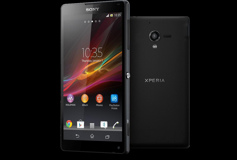 Vous pouvez désormais acheter le Sony Xperia ZL sur internet