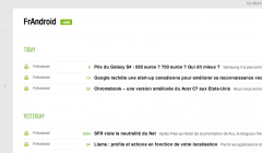 Feedly grappille plus de 500 000 utilisateurs à Google Reader