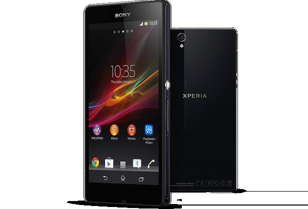 Sony Xperia Z Mort