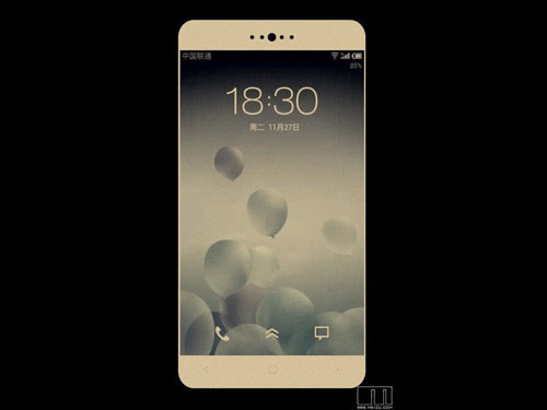 android meizu mx3 leak fuite