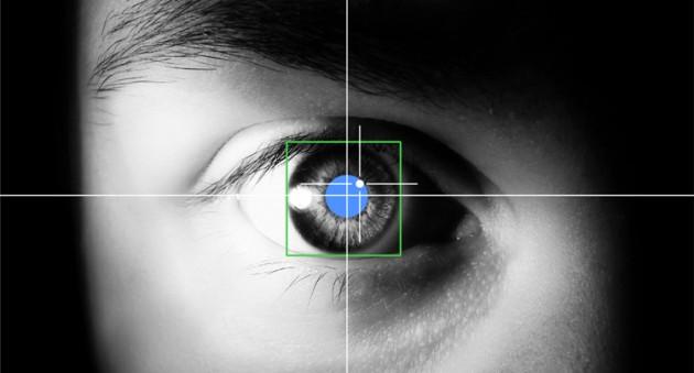 Samsung Galaxy S IV Eye Tracking