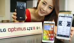 LG officialise l'Optimus LTE III en Corée