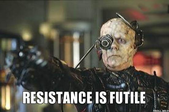 resistance-is-futile