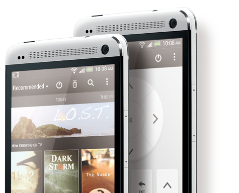 HTC One Silver 0