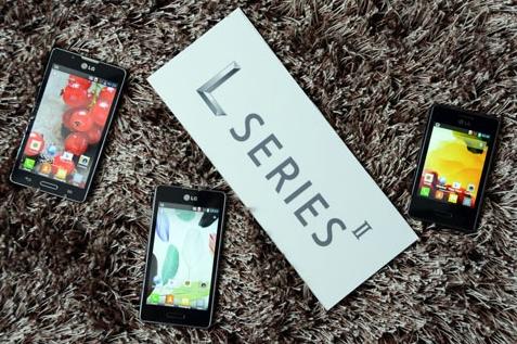 LG a vendu 10.3 millions de smartphones