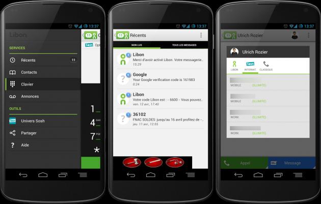 Libon-Android