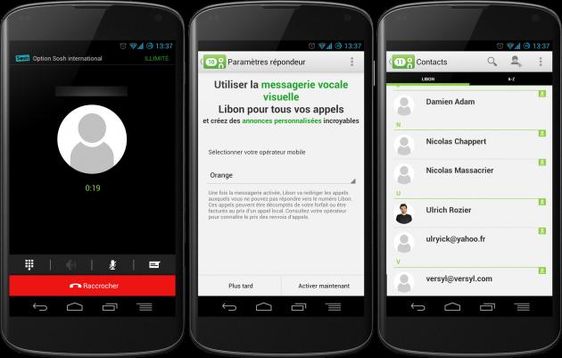 Libon-Application-Android
