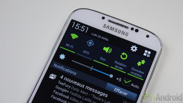 Samsung-Galaxy-S4-Luminosite-Automatique