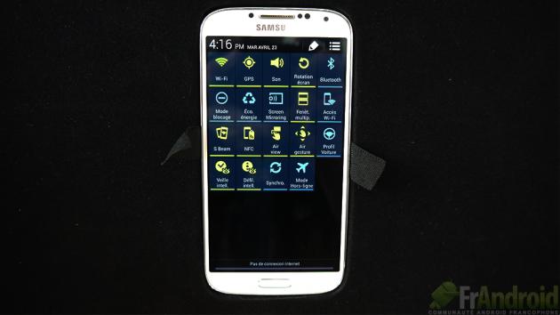 Samsung-Galaxy-SIV-Parametres