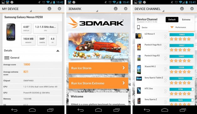 android 3dmark futuremark images