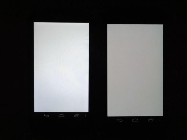 android acer liquid e1 qualité écran 1