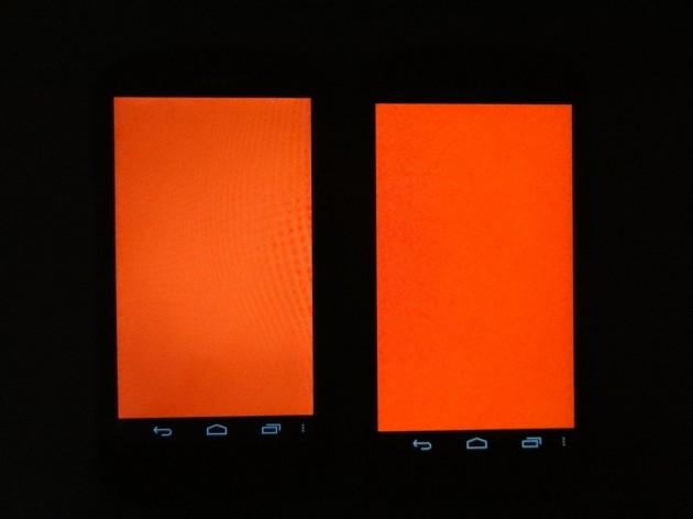 android acer liquid e1 qualité écran 3