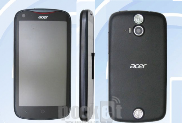 android acer v370