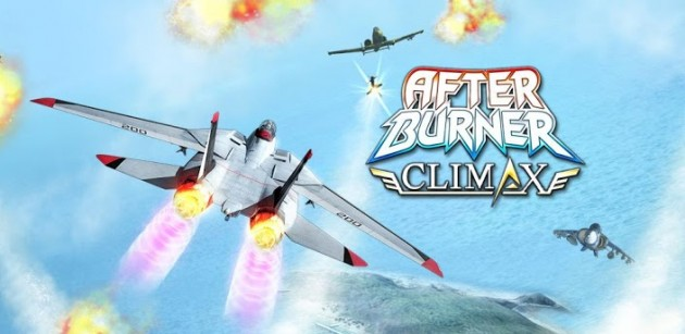 android after burner climax