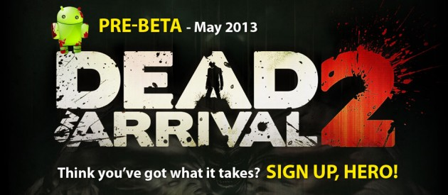 android dead on arrival 2 beta