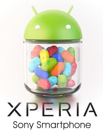 android sony xperia p android 4.1 jelly bean