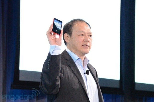 htc first peter chou