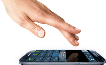 Air Gesture - Samsung Galaxy S4
