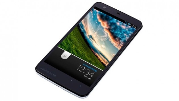 Android Sharp AQUOS 206SH 1