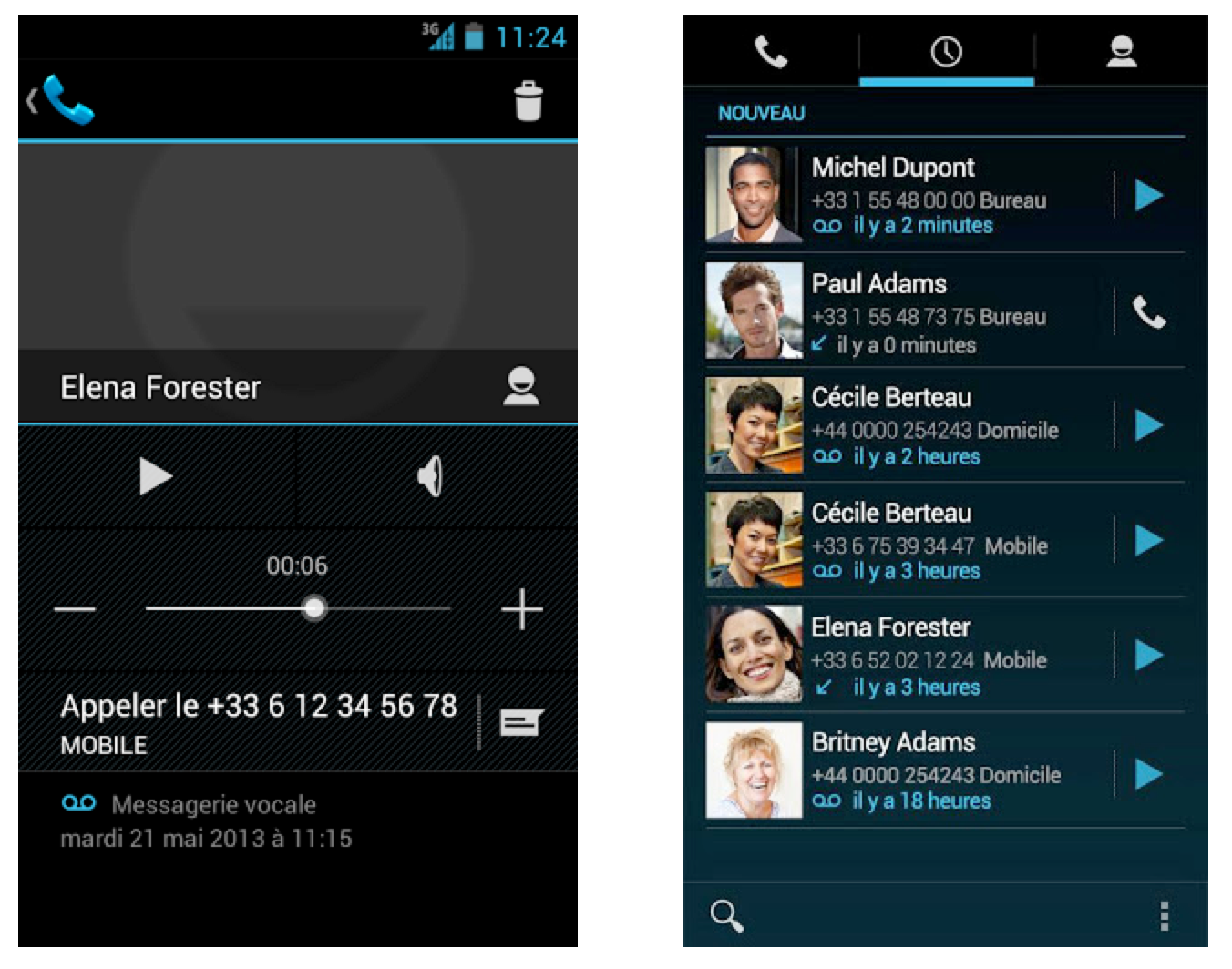 orange la messagerie vocale visuelle int gr e nativement sur android 4 2 frandroid. Black Bedroom Furniture Sets. Home Design Ideas